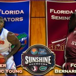 No. 11 Florida Gators vs. FSU Seminoles