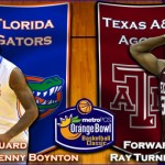 No. 13 Florida Gators vs. No. 22 Texas A&M
