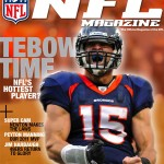 Tim Tebow featured on first NFL Magazine cover