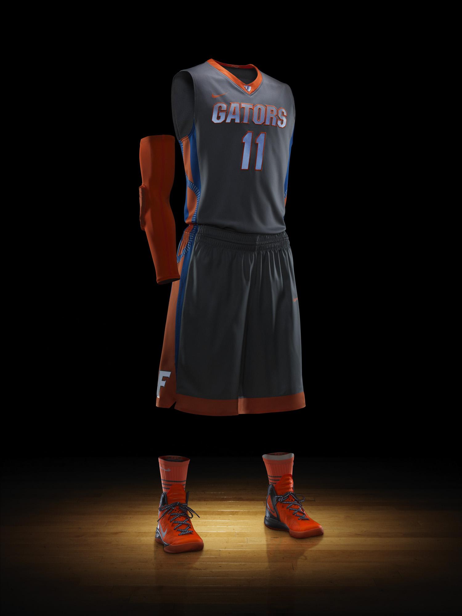 e99a7ae17eec Florida to wear Nike Hyper Elite Platinum uniforms