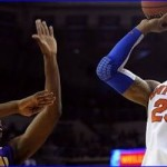 No. 14 Gators cage Tigers 76-64 in Gainesville