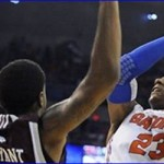 No. 13 Gators charge past No. 16 Bulldogs 69-57