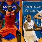 No. 7 Florida Gators at No. 1 Kentucky Wildcats