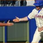 Tucker sets Florida career RBI record as Gators baseball earns first series sweep of 2012