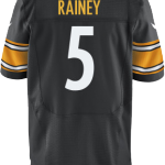 Pittsburgh picks RB Chris Rainey with No. 159 overall pick in fifth round of 2012 NFL Draft