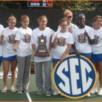 Florida women's tennis takes down Georgia 4-1, wins third-straight SEC Tournament title