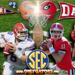 Gameday: No. 2 Florida Gators vs. No. 10 Georgia