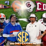 Gameday: No. 2 Florida Gators vs. South Carolina