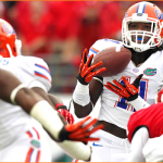 Florida Gators LB Neiron Ball back in business