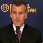 Florida's Billy Donovan at 2012 SEC Media Day