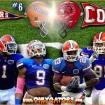 Senior Day – Gameday: No. 6 Florida Gators vs. Jacksonville State Gamecocks