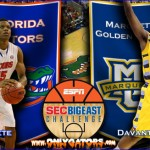 Gameday: (7) Florida Gators vs. Marquette