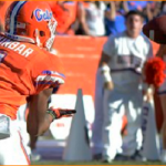No. 6 Gators eke out 27-20 win over Ragin' Cajuns