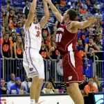 Erik Murphy's perfect shooting night leads No. 10 Florida over No. 22 Wisconsin