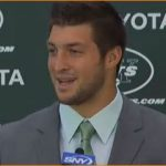 New York Jets finally release QB Tim Tebow
