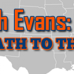 Josh Evans – Path to the 2013 NFL Draft: Two weeks of training and a return to Gainesville