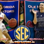 Gameday: No. 4 Florida Gators vs. No. 16 Ole Miss