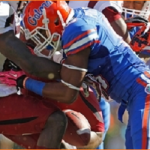 Florida CB Purifoy popped for pot possession