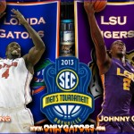 SEC Tournament Gameday: (1) Florida vs. (9) LSU