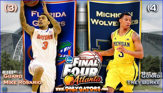 38e303b405a NCAA Tournament Gameday  (3) Florida Gators vs. (4) Michigan Wolverines