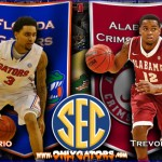 Gameday: No. 6/8 Florida Gators vs. Alabama
