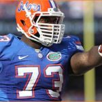 Gators DT Sharrif Floyd looks back on rough past