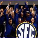 Florida gymnastics wins second-straight SEC title