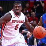 Rutgers transfer Eli Carter commits to Florida