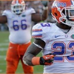 No. 4 Florida Gators chomp No. 10 Florida State as Mike Gillislee rumbles for two touchdowns