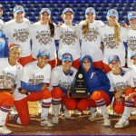 Gators softball wins 2013 SEC Tournament