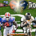 Gameday: No. 10 Florida Gators vs. Toledo
