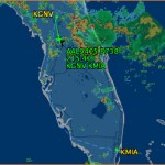 Track the Florida Gators en route to Miami