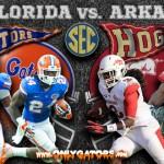 Gameday: No. 18 Florida Gators vs. Arkansas