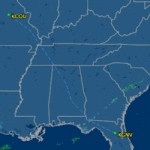 Track the Florida Gators en route to Columbia