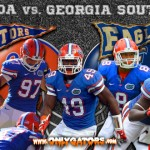 Gameday: Florida Gators vs. Georgia Southern