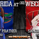 Gameday: No. 11 Florida vs. No. 20 Wisconsin