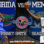 2013 Jimmy V. Classic – Gameday: No. 16 Florida Gators vs. No. 15 Memphis Tigers