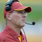 Gators hire Trojans OL coach Mike Summers