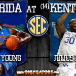 Gameday: No. 3 Florida Gators at No. 14 Kentucky