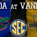 No. 1 Florida at Vanderbilt preview: Gators to test top ranking in tough environment