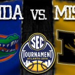Gameday – 2014 SEC Tournament – Georgia Dome: No. 1 Florida Gators vs. Missouri Tigers