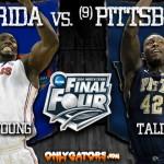 Gameday – 2014 NCAA Tournament – Orlando, FL: (1) Florida Gators vs. (9) Pittsburgh Panthers