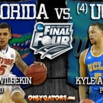 Gameday – 2014 NCAA Tournament – Memphis, TN: (1) Florida Gators vs. (4) UCLA Bruins