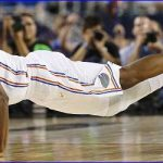 Rare breed: Senior forward Will Yeguete personifies heart and soul for Florida Gators