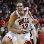 Joakim Noah named to All-NBA First Team