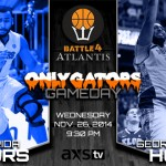 Battle 4 Atlantis Gameday: No. 18 Florida Gators vs. Georgetown Hoyas