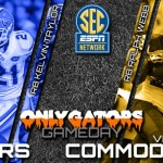 Gameday: Florida Gators at Vanderbilt