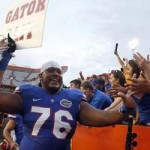 College all about change for Gators C Max Garcia