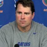 Will Muschamp fired as Florida Gators head coach, will remain with team through season