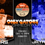 Gameday: No. 24 Florida Gators at #11 Kansas Jayhawks – Donovan talks team, previews KU